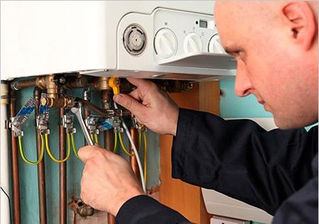 Reparación Calefacción