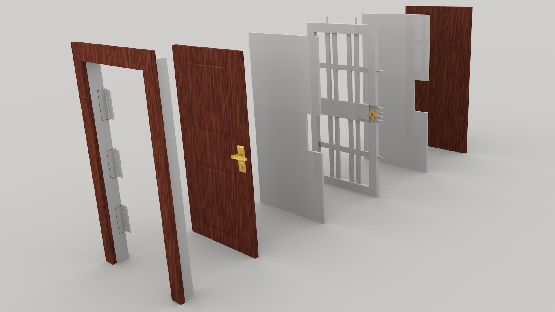 Puertas blindadas Salamanca
