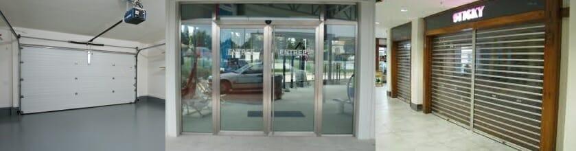 Instalación puertas automáticas León