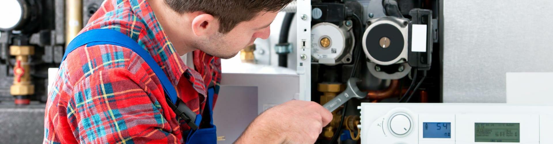 Reparación calderas gas natural Martorell