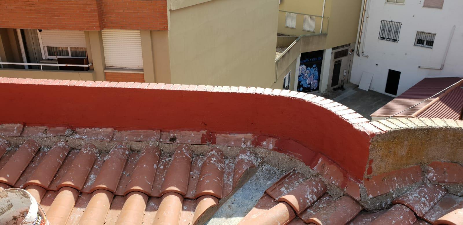 Reparación tejados Burgos