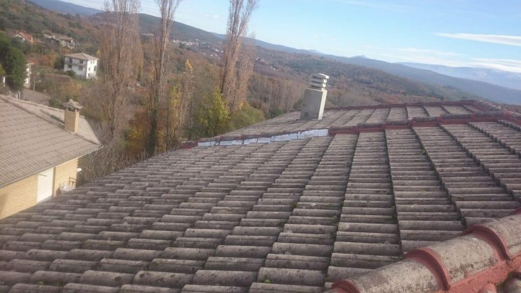 Reparación Tejados Guadalajara