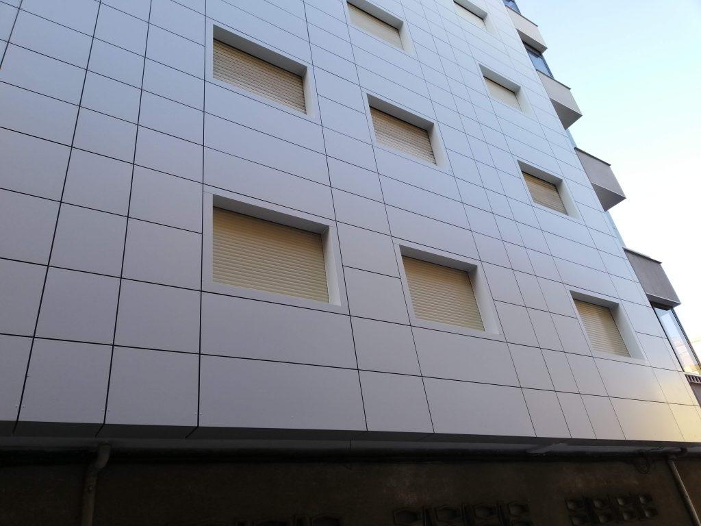 Rehabilitación fachadas Salamanca