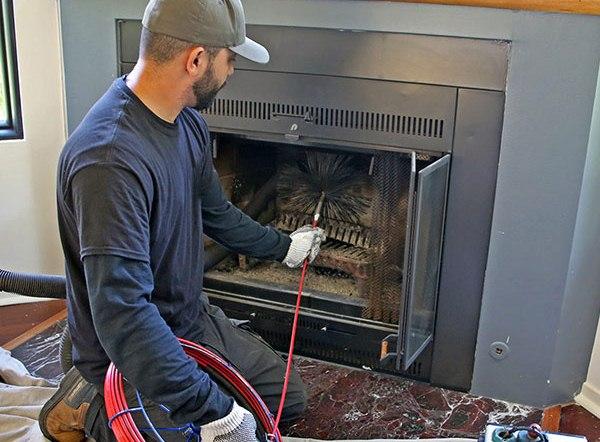 Limpieza chimeneas Asturias