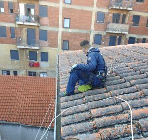 Limpieza tejados Santander