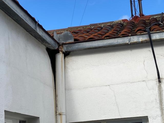 Limpieza canalones Santander